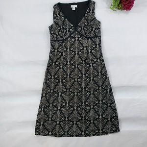 Ann Taylor LOFT Sleeveless Career Style Midi Dress